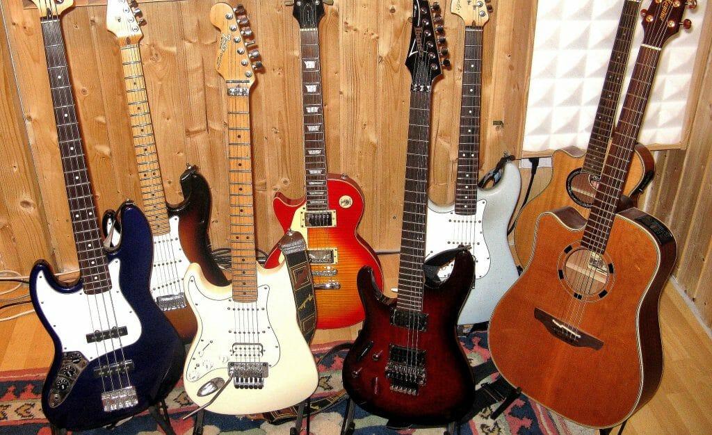 Einsteiger Gitarre